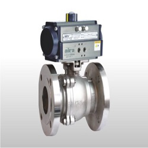 Ball Valve Pneumatic OKM Aira